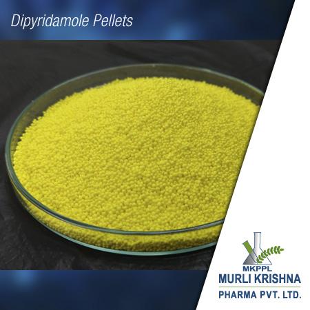 Murali Krisha Pharma Pvt. Ltd. - Dipyridamole pellets