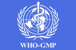 World Health Organisation GMP