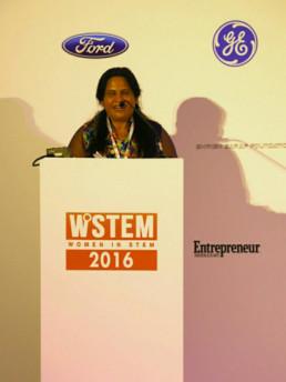 WISTEM Award Acceptence Speech