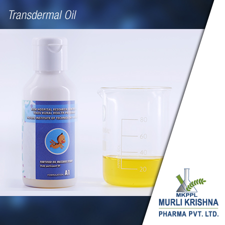 Transdermal Oil